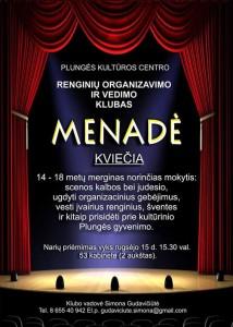 Menadė