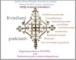 Kvietimas į Jomarką (2)