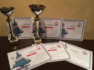 Eglės baleto studjos laimėjimai tarptautiniame šokių konkurse