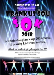 ŠOK 2018