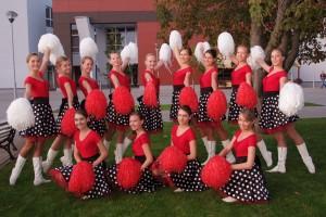 Merginų choreografinė grupė (orkestro šokėjos)