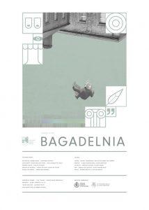 """Šiaulių dramos teatro spektaklis ,,Bagadelnia"""" @ Plungės kultūros centras"""