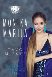 Monikos-Marijos koncertas @ Plungės kultūros centras