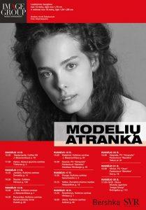 """Modelių agentūros """"IMAGE GROUP"""" organizuojama modelių atranka"""
